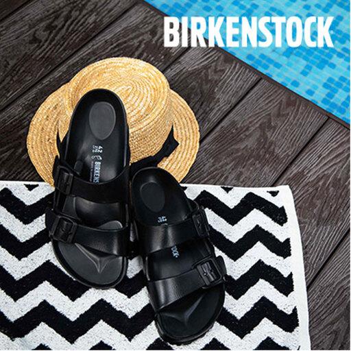 Комфортна класика, яка ідеально підходить для літа. Birkenstock