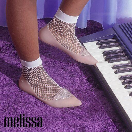Культові балетки бренду Melissa завжди в моді.  Melissa