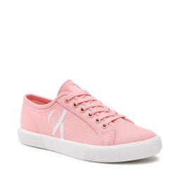 Calvin Klein Jeans Кросівки Calvin Klein Jeans Vulcanized Sneaker Laceup Co YW0YW00402 Soft Berry TIV