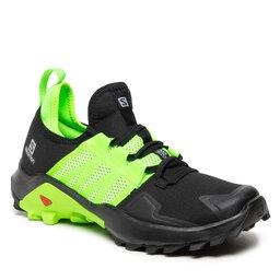 Salomon Взуття Salomon Madcross 413488 27 V0 Black/Green Gecko/Quiet Shade