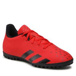 adidas Batai adidas Predator Freak .4 Tf FY6341 Red/Cblack/Red