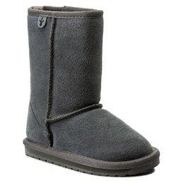 EMU Australia Взуття EMU Australia Wallaby Lo K10102 Charcoal/Anthracite