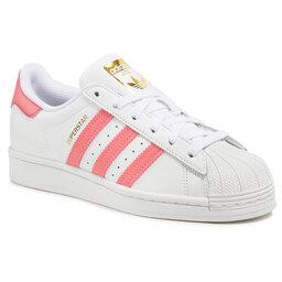 adidas Взуття adidas Superstar W FX5964 Ftwwht/Bluoxi/Goldmt