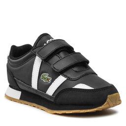 Lacoste Laisvalaikio batai Lacoste Partner 0121 1 Suc 7-42SUC0001312 Blk/Wht