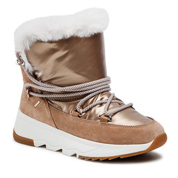 Geox Sniego batai Geox D Falena B Abx C D16HXC 022FU C6777 Tabacco