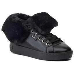 Pepe Jeans Снікерcи Pepe Jeans Brixton Flap PLS30889 Black 999