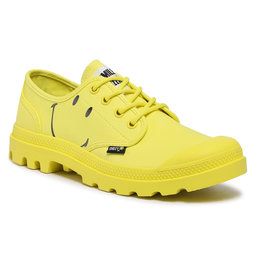 Palladium Туфлі Palladium Pampa Ox Smiley Be Kind 77080-736-M Blazing Yellow