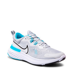 Nike Взуття Nike React Miler 2 CW7121 003 Pure Platinum/Black