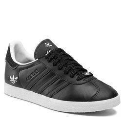 adidas Взуття adidas Gazelle H02898 Cblack/Ftwwht/Blubir