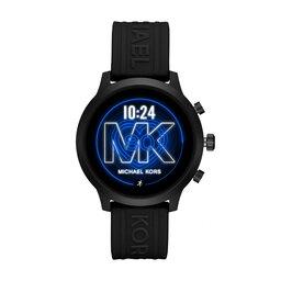 Michael Kors Išmanusis laikrodis Michael Kors Mkgo MKT5072 Black/Black