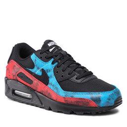 Nike Batai Nike Air Max 90 DJ6888 001 Black/White/Laser Blue/Crimson