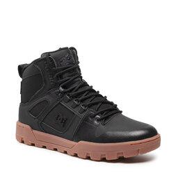 DC Снікерcи DC Pure High-Top Wr Boot ADYB100009 Black/Gum(BGM)