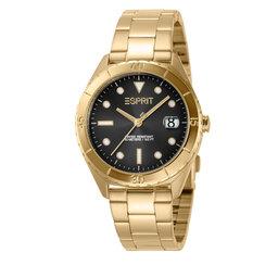Esprit Годинник Esprit ES1L293M0045 Gold/Black