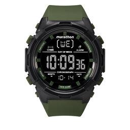 Timex Годинник Timex Marathon TW5M22200 Green/Green