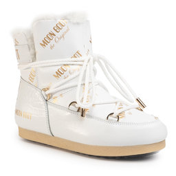 Moon Boot Снігоходи Moon Boot Mb Far Side 50 All Over 24201700001 White/Gold