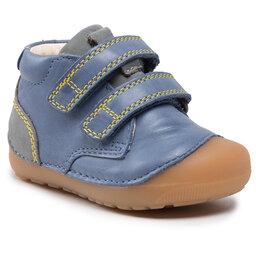 Bundgaard Черевики Bundgaard Petit Velcro Sport BG101144 True Blue Ws 521