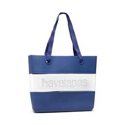 Havaianas Сумка Havaianas Beach Bag Dna 41445040555 Navy Blue