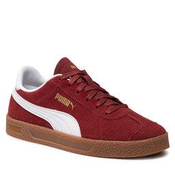 Puma Снікерcи Puma Club Jr 382658 01 Intense Red/Puma White/Gold