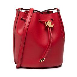 Lauren Ralph Lauren Сумка Lauren Ralph Lauren Andie Drawstring Bag 431837534003 Rl Red