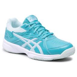 Asics Взуття Asics Court Slide Clay 1042A031 Techno Cyan/Bio Mint 301