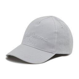 Pepe Jeans Kepurė su snapeliu Pepe Jeans Kilimanjaro Cap PB040281 White 800