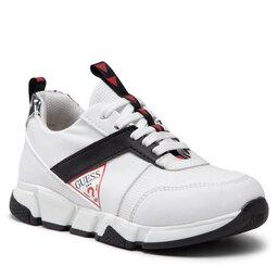 Guess Laisvalaikio batai Guess FIRIC8 ELE12 WHITE