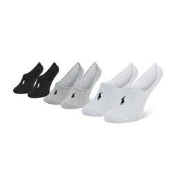 Polo Ralph Lauren Набір з 3 пар жіночих підслідників Polo Ralph Lauren 455854088001 Bast 930
