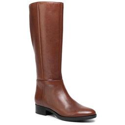 Geox Jojikų batai Geox D Felicity D D84G1D 00043 C0013 Brown