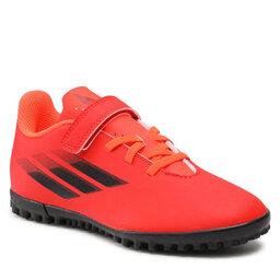 adidas Batai adidas X Spedflow .4 H&L Tf J FY6874 Red/Cblack/Solred