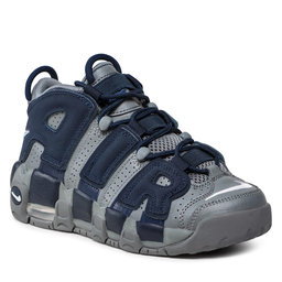 Nike Batai Nike Air More Uptempo (Gs) 415082 009 Cool Grey/White/Midnight Navy