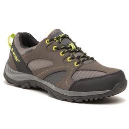 Hi-Tec Трекінгові черевики Hi-Tec Harito Wp AVSSS21-HT-BD-01 Dark Grey/Black/Lime