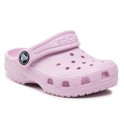 Crocs Шльопанці Crocs Classic Clog K 204536 Ballerina Pink