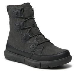 Sorel Sniego batai Sorel Explorer Boot Wp NM4499 Black/Jet 010