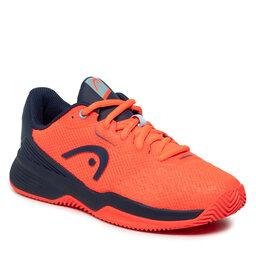 Head Взуття Head Revolt Pro 3.5 Clay 275011 Neon Red/Dress Blue 030