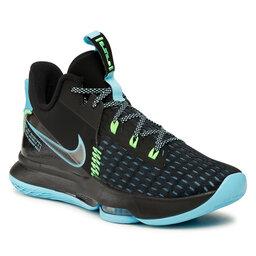 Nike Взуття Nike Lebron Witness V CQ9380 004 Black/Lagoon Pulse