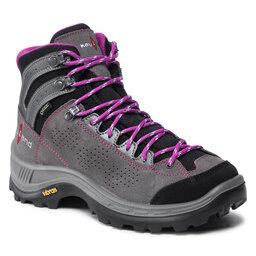 Kayland Трекінгові черевики Kayland Impact GTX W's GORE-TEX 18018085 Dark Grey/Pink