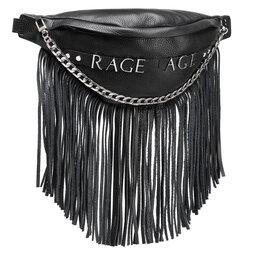 Rage Age Сумка на пояс Rage Age Fringe Black