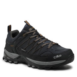 CMP Трекінгові черевики CMP Rigel Low Trekking Shoes Wp 3Q13247 Antracite/Arabica