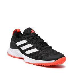 adidas Взуття adidas Court Control H00940 Cblack/Ftwwht/Solred