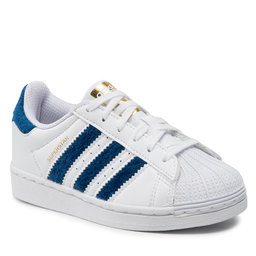 adidas Взуття adidas Superstar C H03981 Ftwwht/Ftwwht/Goldmt