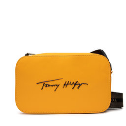 Tommy Hilfiger Rankinės Tommy Hilfiger Iconic Tommy Camera Bag Sign AW0AW10464 ZER