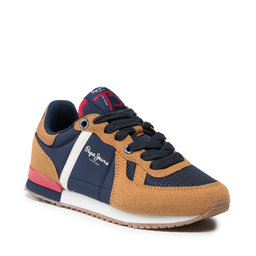 Pepe Jeans Снікерcи Pepe Jeans Sydney Combi Boy PBS30506 Tobacco 859