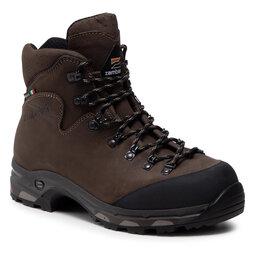 Zamberlan Трекінгові черевики Zamberlan 636 New Baffin Gtx Rr Wl GORE-TEX Dark Brown