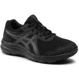 Asics Взуття Asics Contend 7 Gs 1014A192 Black/Carrier Grey 001