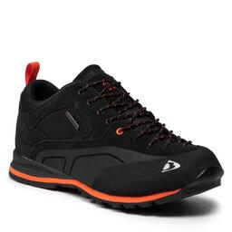 Bergson Взуття Bergson Merlu Low STX Antracite/Black