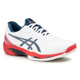 Asics Взуття Asics Solution Speed Ff 2 Clay 1041A187 White/Mako Blue 101