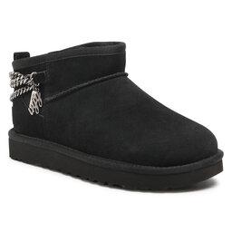 Ugg Взуття Ugg W Classic Ultra Mini Chains 1117933 Blk