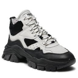 Bronx Laisvalaikio batai Bronx 47309-AV Black/Off White 2295