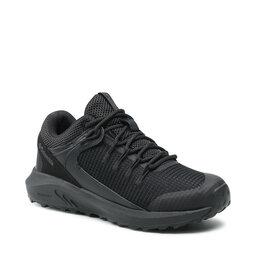 Columbia Трекінгові черевики Columbia Trailstorm Waterproff 1938911012 Black/Black 012