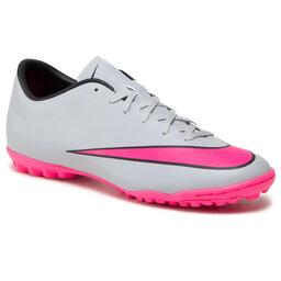Nike Взуття Nike Mercurial Victory V Tf 651646 060 Wolf Grey/Hyper Pink/Black/Blk